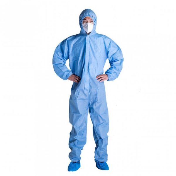 Coverall Blue