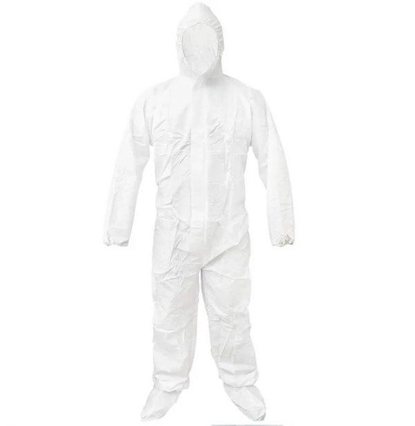 Coverall White