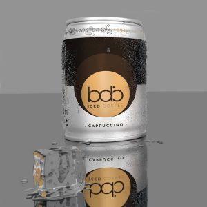 BDB Cappuccino Iced Coffee Wholesaler & Supplier